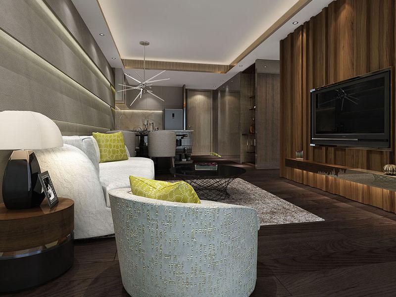 3 Bedroom Unit at 60.7 sqm